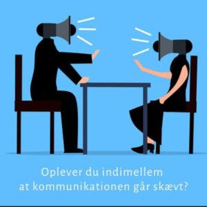Effektiv kommunikation – 2 dages kursus d. 10. – 11. dec. 2021